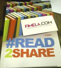 Project #read2share 4